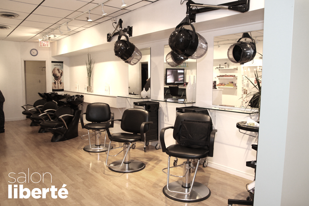 3 get a new look for 2011 at salon libert 365 things for A new look salon